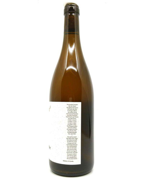 schmelzer weisßburgunder bottle side 1