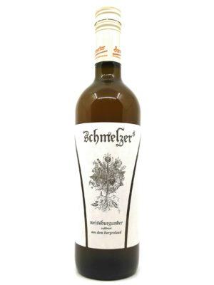 Schmelzer Weissburgunder unfiltriert