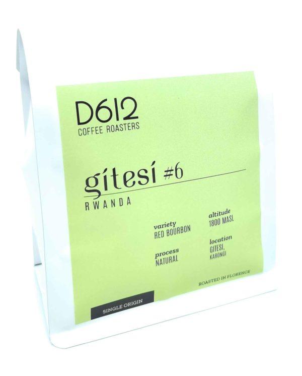 D612 Gitesi Rwanda