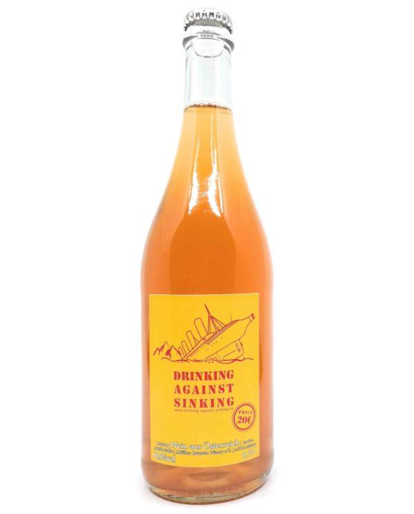 Quantum Drinking Against Sinking Orange