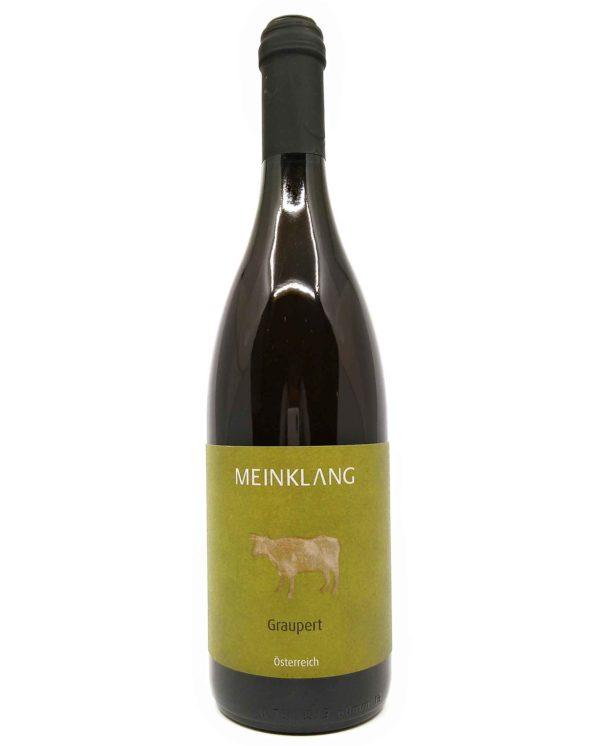 Meinklang Graupert 2019 bottle