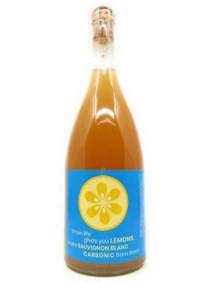 Koppitsch Lemon Magnum 2019 bottle