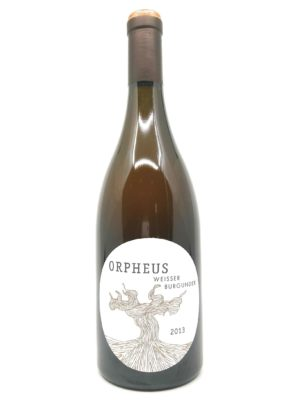 Schmitt Orpheus 2013 bottle
