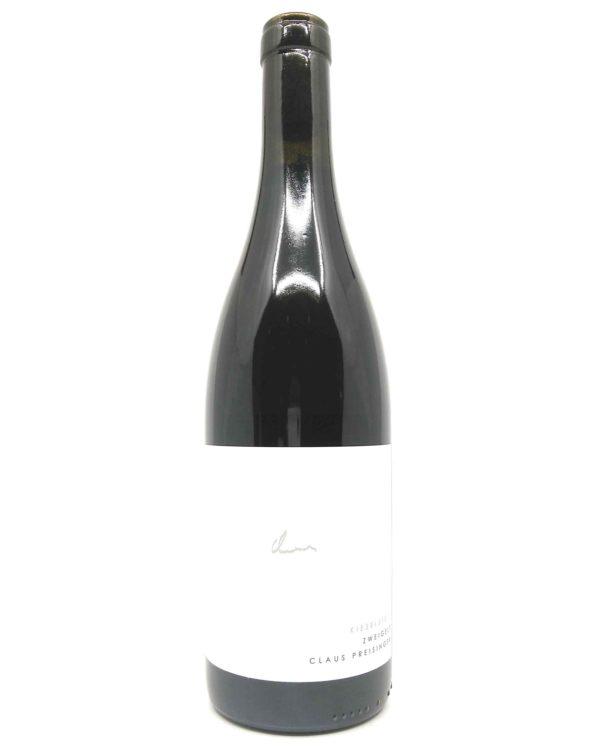 Preisinger Zweigelt 2019 bottle