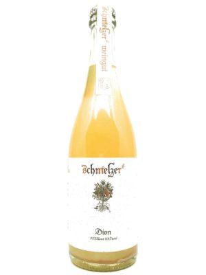 Schmelzer Dion Pet Nat 2020 bottle