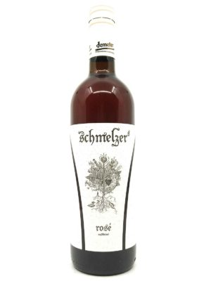 Schmelzer Rosé 2019 bottle