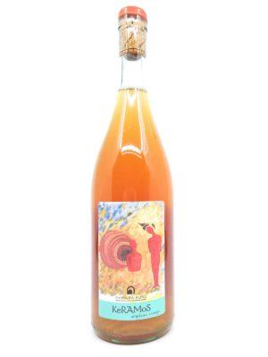 Kamara Keramos Aphora Orange 2019 Flasche