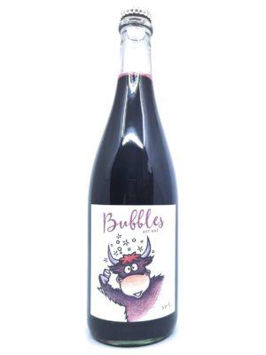 Michael Gindl Bubbles pet nat 2019 Flasche