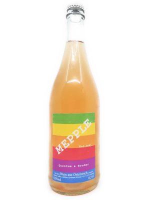 Mepple Quantum Winery Flasche