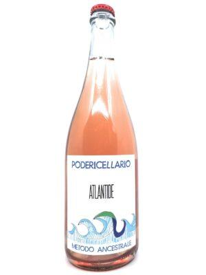 Poderi Cellario Atlantide Flasche