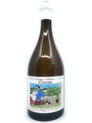 champagne Chavost Coteaux Champegnoise bottle